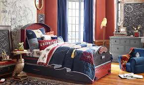 pottery barn collection create a magical adventure in their bedroom or nursery with enchanting bedding and decor