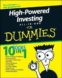 high powered investing all in one for dummies finance and  high powered investing all in one for dummies