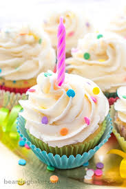 Funfetti Birthday Cupcakes Beaming Baker