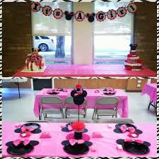 my granddaughter s minnie mouse baby shower minnie mouse plates bow napkins diaper cake