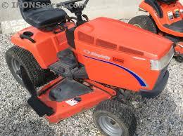 2001 simplicity landlord 20h garden tractor