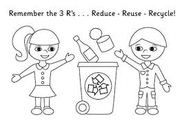 Small Picture Reduce Reuse Recycle Coloring Pages Coloring Pages Ideas Reviews