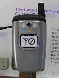 Samsung Showcase 2004: E610 : E610 ...