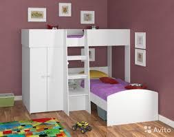 Детская <b>двухъярусная кровать Golden Kids</b>-<b>4</b> купить в Москве ...