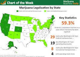 s Marijuana Map The Landscape U Post-election