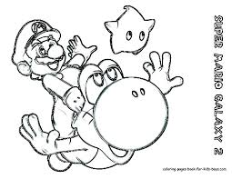 Printable Mario Printable Coloring Pages Odyssey Coloring Pages