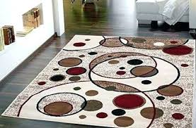 black and brown area rugs red and tan area rugs stylish beige rug modern circles design black and brown area rugs
