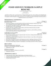 Culinary Resume Best Culinary Resume Colbroco