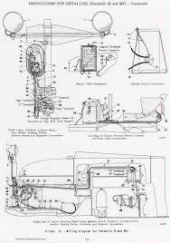 wiring diagram for a m farmall farmall cub image