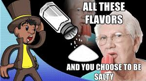 duel therapy 2 how do you deal with salt