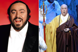 How Pavarotti helped this Chinese opera singer find his groove