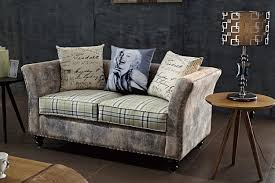 industrial restaurant furniture. China Loft Style Industrial Restaurant Furniture Denim Loveseat Double Sofa - Sofa, E