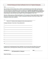 Employee Income Verification Form Employment And For Self Expenses ...