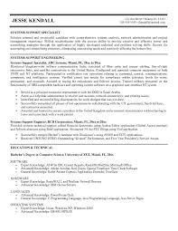 desktop support specialist resume   sales   support   lewesmrsample resume  support specialist resume sle desktop technician