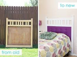 old furniture makeovers. 1oldnewheadboard670x497 old furniture makeovers h