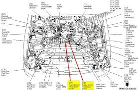 where is the coolant temp sensor 1988 ranger 2002 ford explorer engine diagram ford get image about wiring diagram
