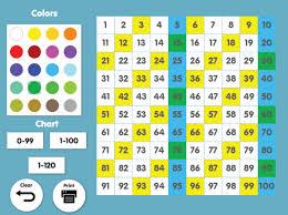 Interactive 100 Chart Free Free Interactive 100 Chart This Home School