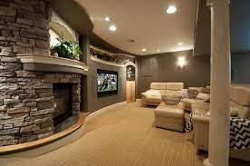 living rooms with accent walls