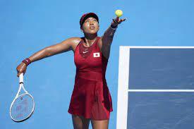 Naomi Osaka wins match at Olympics ...