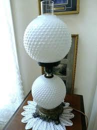 glass lamp globe white milk glass lamp beautiful or vintage hobnail globe lamps glass globe lamp base