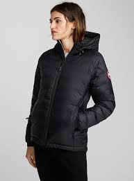 Camp hooded jacket   Canada Goose   Shop Women s Quilted and Down Coats    Simons