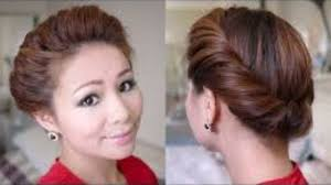 Twist Hair Style 2 minutes spring twist hairstyle tutorial video dailymotion 5187 by stevesalt.us