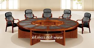 adorable office conference table round conference table and chairs intended for stylish household round office desk decor
