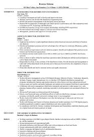 Director Of Engineering Resume Director Distribution Resume Samples Velvet Jobs 8