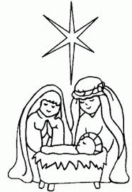 religious christmas clipart black and white. To Religious Christmas Clipart Black And White