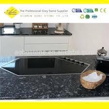 night blue granite veneer countertops kitchen worktops