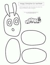 Very Hungry Caterpillar Butterfly Coloring Page Coloringmaniapw