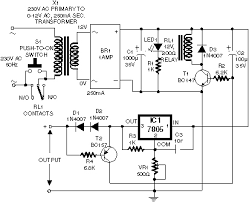self switching power supply electronics circuits hobby self switching power supply