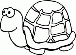 Small Picture Coloring Page Of A Turtle exprimartdesigncom