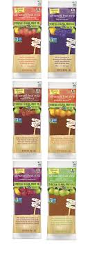 stretch island fruit leather these all natural fruit leather strips are a perfect healthy snack