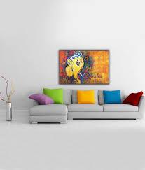 modern art furniture. Finearts Modern Art Ganesh Canvas Wall Painting Furniture