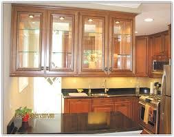 glass kitchen cabinets doors