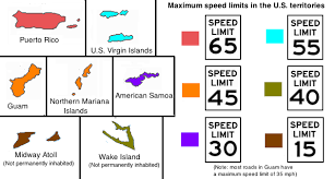Speed Limits In The United States Wikipedia