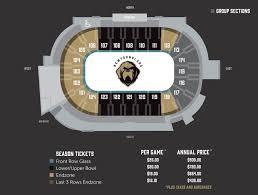 Nl Growlers Vs Atlanta Gladiators Mile One Centre