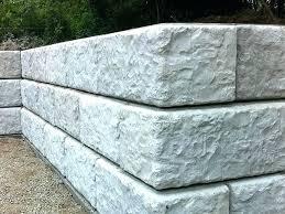 retaining wall cost estimates concrete retaining wall blocks call concrete block retaining wall cost estimate concrete