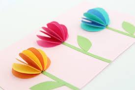 Paper Flower Images 3d Paper Flowers One Little Project