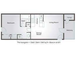 one bedroom one bathroom. the navigator - 1 bedroom / bathroom one