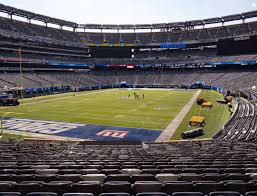 Metlife Stadium Football Seating Chart Metlife Stadium Section 148 Seat Views Seatgeek