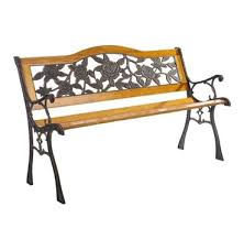 garden furniture metal benches the