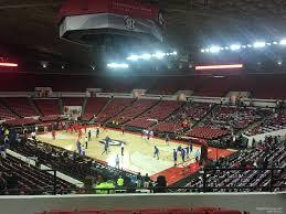 Stegeman Coliseum Section Aa Rateyourseats Com