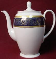 Easy diy methods for cleaning any type of coffee maker. Rosenthal China Dynasty Cobalt Blue Coffee Pot Lid China Finders