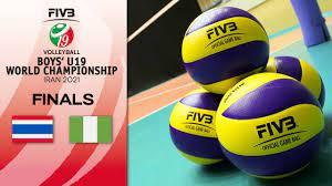 THA vs. NGR - Full Match   Class. 13-14   Boys U19 World Champs 2021 -  YouTube
