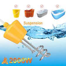 2000W su ısıtıcı daldırma öğe kazan küvet şişme yüzme havuzu için - online  alışveriş sitesi Joom'da ucuza alışveriş yapın