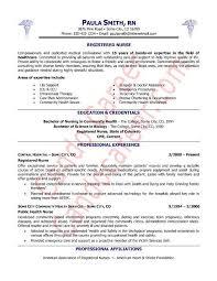Download Rn New Grad Resume Pinterest