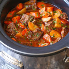 slow cooker beef stew delicious