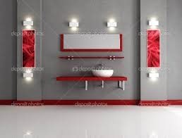 Black And Red Bathroom Accessories